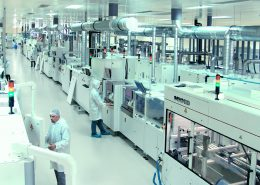 Schmid-Group-Fully Integrated-PV-Manufacturing-Plant-Iran