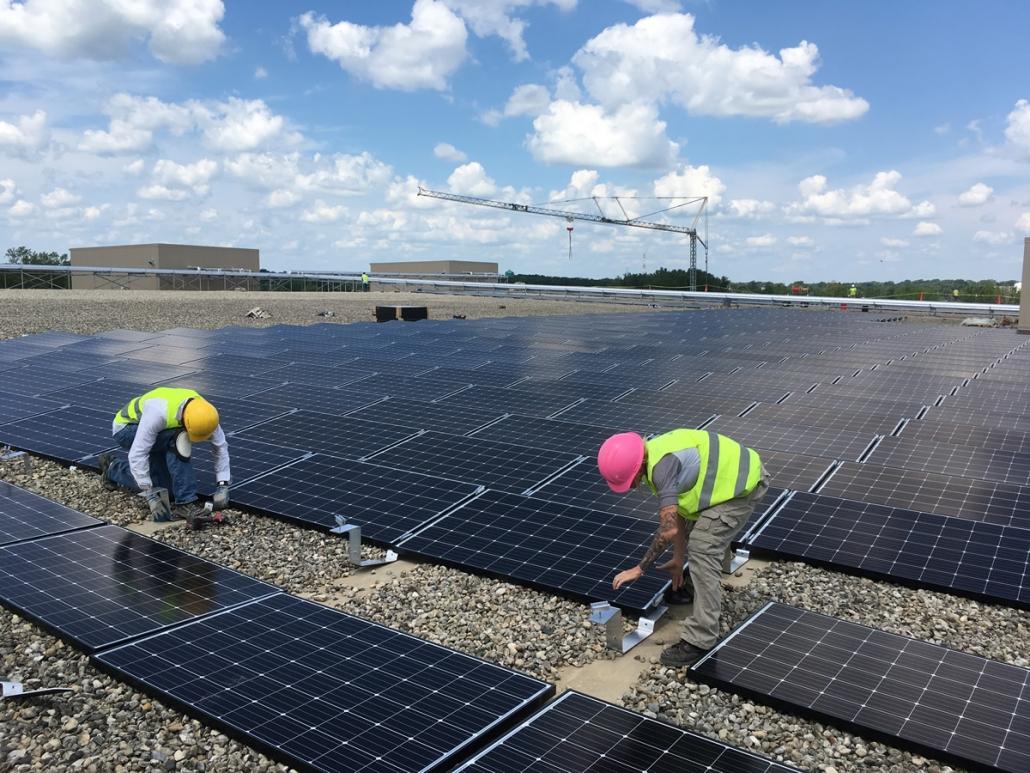 SunPeak To Install Solar Arrays On Ten Manufacturing Facilities Of Ashley  Furniture Industries Across The U.S.