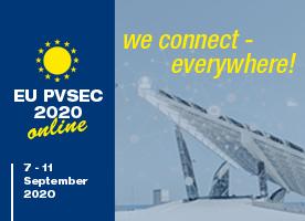 EUPVSEC 2020 online